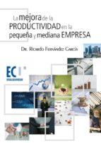 La mejora de la productividad en la pequeña y mediana empresa (ebook)