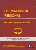 Formación de personal (ebook)