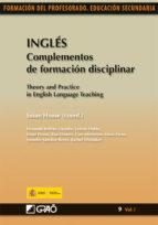 Inglés. Complementos de formación disciplinar (ebook)