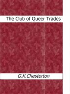 The Club of Queer Trades (ebook)