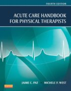 Acute Care Handbook for Physical Therapists (ebook)