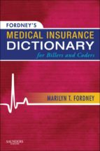 Fordney's Medical Insurance Dictionary for Billers and Coders (ebook)