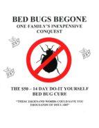 Bed Bugs Begone (ebook)