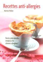 Le Petit Livre de - Recettes anti-allergies (ebook)