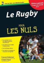 Le Rugby Pour les Nuls, édition spéciale Coupe du monde 2015 (ebook)