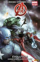Marvel Now! Avengers 3 - Evolution (ebook)