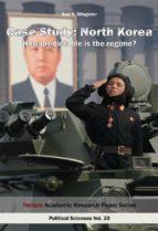 Case Study: North Korea (ebook)