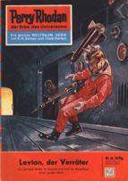 Perry Rhodan 34: Levtan, der Verräter (Heftroman) (ebook)