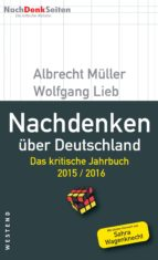 Nachdenken über Deutschland (ebook)