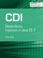 CDI - Dependency Injection in Java EE 7 (ebook)
