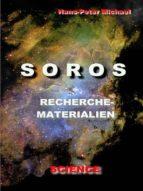 SOROS - Recherchematerialien (ebook)