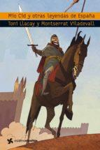 El Mio Cid y otras leyendas de España (ebook)