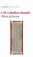 Oficio de lector (ebook)