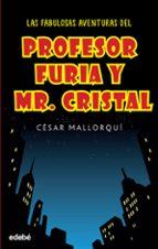Las fabulosas aventuras del profesor Furia y Mr Cristal (ebook)