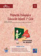 Propuesta pedagógica. Educación Infantil 1º Ciclo (ebook)