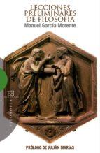 Lecciones preliminares de filosofía (ebook)