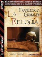 La reliquia (ebook)