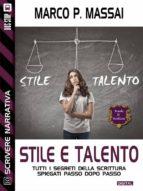 Scuola di scrittura - Stile e talento (ebook)