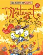 D'Artagat y los tres mosqueteros (ebook)