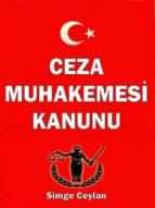 Ceza Muhakemesi Kanunu (ebook)