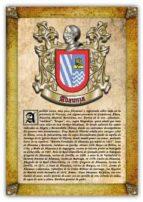 Apellido Abaunza / Origen, Historia y Heráldica de los linajes y apellidos españoles e hispanoamericanos
