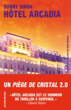 Hôtel Arcadia (ebook)