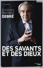 Des savants et des dieux (ebook)