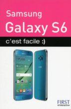 Samsung Galaxy S6 C'est facile (ebook)