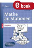 Mathe an Stationen Spezial Geometrie 1+2