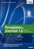 Templates für Joomla 1.6 (ebook)