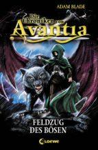 Die Chroniken von Avantia 2 – Feldzug des Bösen (ebook)