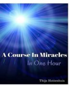 A Course In Miracles In One Hour (ebook)