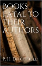 Books Fatal to Their Authors (ebook)