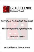 Historiógrafos y periegetas (ebook)