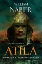 Atila. Los hunos a las puertas de Roma (ebook)