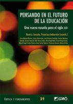 Pensando en el futuro de la educación (ebook)