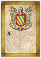 Apellido Melgar / Origen, Historia y Heráldica de los linajes y apellidos españoles e hispanoamericanos