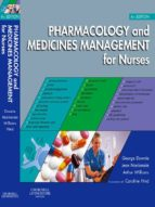 Pharmacology and Medicines Management for Nurses (ebook)