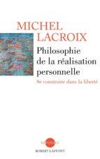 Philosophie de la réalisation personnelle (ebook)