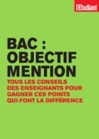 Bac objectif mention (ebook)