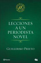 Lecciones a un periodista novel (ebook)