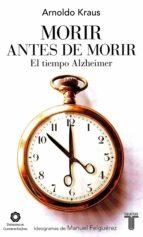 Morir antes de morir (ebook)