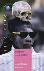 Después de muertos (ebook) (ebook)