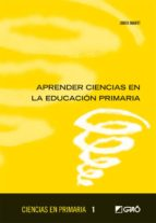 Aprender ciencias en educación primaria (ebook)