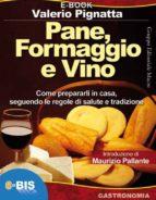 Pane Formaggio e Vino (ebook)