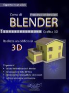 Corso di Blender - Lezione 1 (ebook)