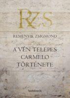 A vén telepes Carmelo története (ebook)