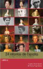 24 INFANTAS DE ESPAÑA (ebook)