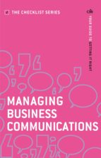 Managing Business Communications (ebook)