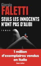 Seuls les innocents n'ont pas d'alibi (ebook)